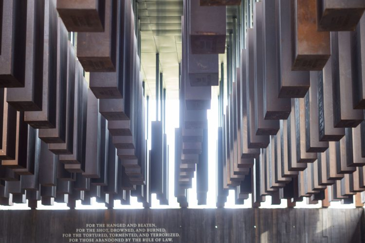 Equal Justice Museum and Memorial Trip